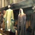 Les costumes des Mangemorts et le Manoir des Malefoy