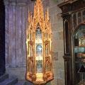 L'armoire contenant les souvenirs de Dumbledore