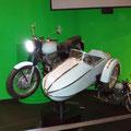 La moto de Sirius Black