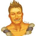 杢太郎 笑顔