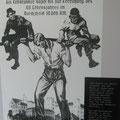 Hetzgraphik in der damaligen NS-Zeit