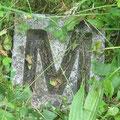 Jeder Buchstabe soll den Anfangsbuchstaben der Opfer symbolich darstellen