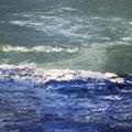 o.T., Öl auf Hartfaser, 94 x 128 cm