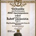 """Dreharbeiten """"Caracciola - Die ewige Jagd nach dem Sieg"""" 2009"""