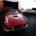 Ferrari 250 GT California Spider SWB 1961