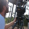 "Dreharbeiten ""Vila Vita Pannonia"" 2013"