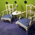 南青山 ビューティーサロン椅子