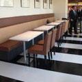 与野市ベーカリーカフェ 家具1式