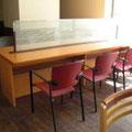 川崎市多摩区 カフェビッグテーブル製作