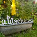 Herzlich willkommen in der Waldschenke