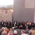 das Orchester war wieder aus Timisoara