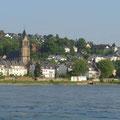 Koblenz 2006 - so schön kann Tapern sein :-) Ein Nachmittag am Wasser faulenzen und die Seele baumeln lassen