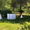 Hochzeits Begleitung Musik in Aussenbereich