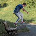 Rob - Kickflip bs Tailslide