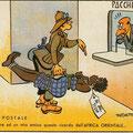 Vignetta epoca coloniale.