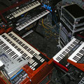 Komplettes Keyboardset