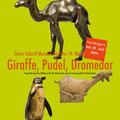 giraffe, pudel, dromedar
