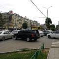 3 Normaler Verkehr in der Stadt