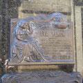 Das Grab der Evita