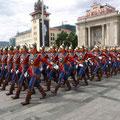 5 Parade der alten Krieger