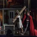 """""""Meister und Margarita"""" von M. Bulgakow - Staatstheater Mainz 2017 - Regie: J.-C. Gockel"""