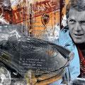 Pit Lane - Steve McQueen, 150 x 100 cm