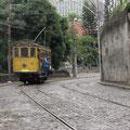 Santa Teresa Cable Car, Rio, Brazil