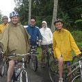 Biking in Ubud, Bali