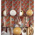 Instruments à cordes: caisse de résonance en peau.