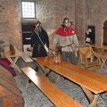 Taverne médiévale à Gruyère en 2010