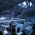 千葉第一工場内部