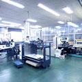 千葉第二工場内部