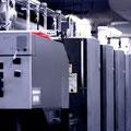 水なし印刷機 菊全判 LED-UV両面兼用8色機(インライン検査装置付き)ハイデルベルグ SM102-8P