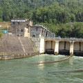 東京電力の西大滝ダム