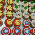 CUPCAKES AVENGERS