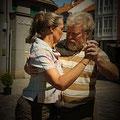 Tango in Llanes