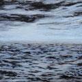 Wasser • 2014 • Tempera auf Karton • 15 x 20