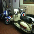 Pa´s Moped is now a resident of Horstl shed in Voristan!