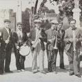 Les Sémoulous, orchestre des frères Mouilhayrat (Lot, années 40)