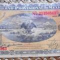 Mejico Gobierno Provisional -Veracruz 1 pesos 1915 anverso