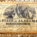 Alabama 100 dólares 1864