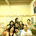 英会話のPURE Potluck Party 2012