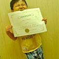 英会話のPURE 2013年第1回児童英検