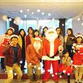 英会話のPURE クリスマスパーティー♡