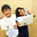 英会話のPURE 2013年第1回 児童英検