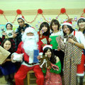 英会話のPURE Christmas Party 2012