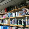 ミシン糸、縫い糸、毛糸、刺繡糸、テグス
