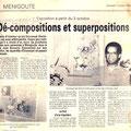 Le Courrier de l'Ouest (1er octobre 1993)
