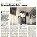 Le journal de Vitré (23 aout 1996)
