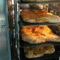 Pizza pane fatta in casa